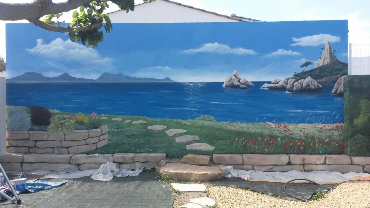 Panoramique mer