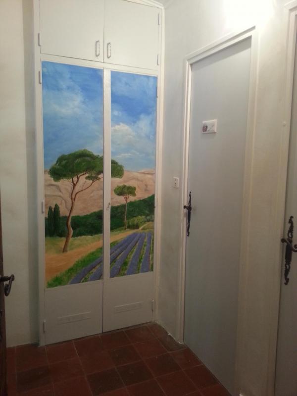 Fenêtre sur Provence